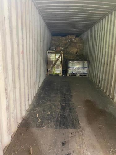 28.05. г. Владивосток, выгрузка 840 контейнера