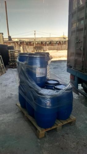 11.02. г. Хабаровск, выгрузка 854 контейнера