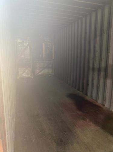 17.06. г. Владивосток, выгрузка 985 контейнера